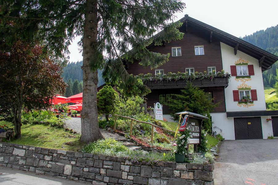 Hotel Pension Marmotta